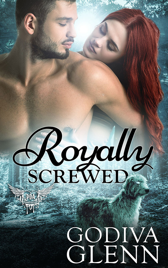 Paranormal Dating Agency: Royally Screwed (Prism Fae Romance #1)