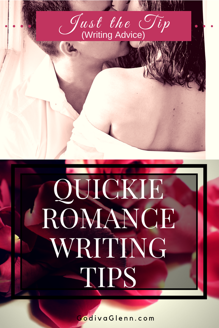 Quick and easy writing tips for new romance authors!