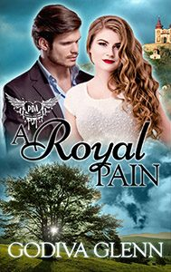 Royal Pain (Otherworld Shifters #3) A Paranormal Romance by Godiva Glenn, set in Milly Taiden's Paranormal Dating Agency world