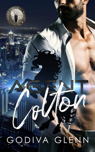 Cover of Agent Colton by Godiva Glenn